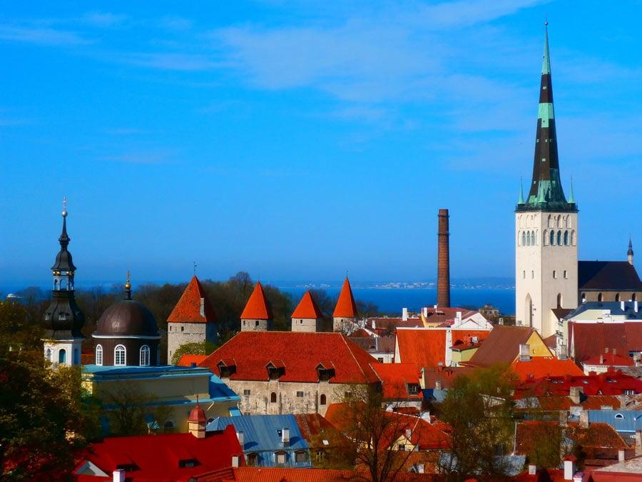 Saint Olaf's Church, Tallinn