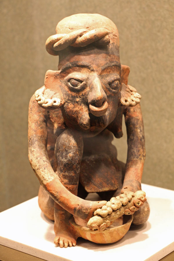 National Museum of Anthropology Exhibit