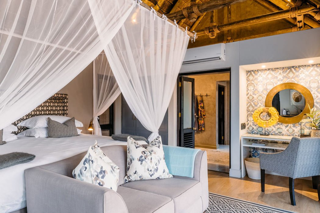 A Thornybush Game Lodge suite