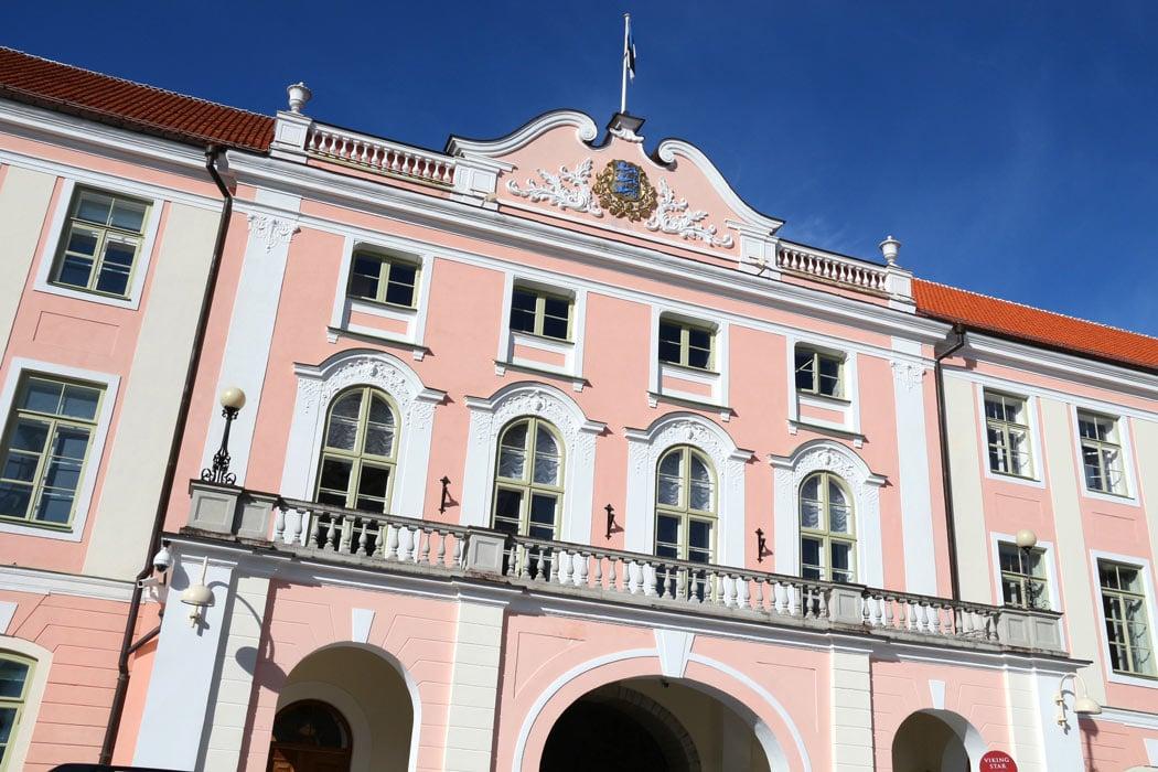 Toompea Castle, Tallinn Old Town