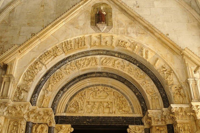 Cathedral of St. Lovro, Trogir