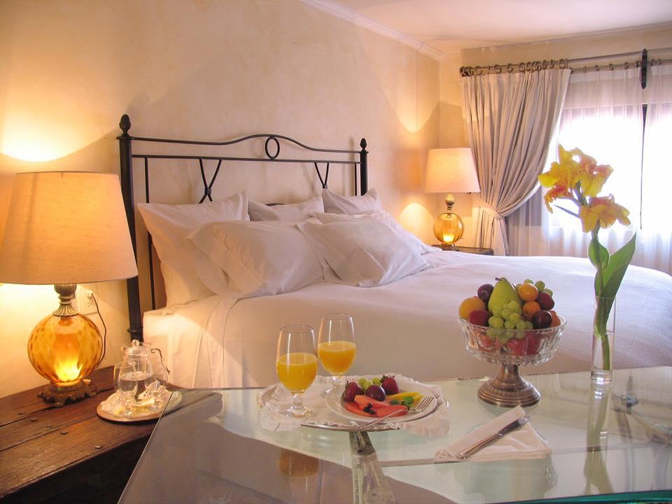 All the rooms are charming at Villa Ganz, Guadalajara