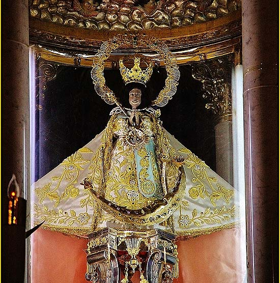 Our Lady of Zapopan statue