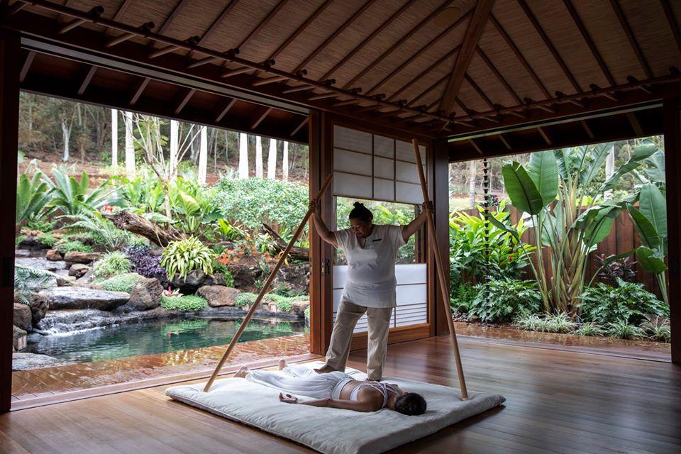Wellness at Sensei Resort, Lanai