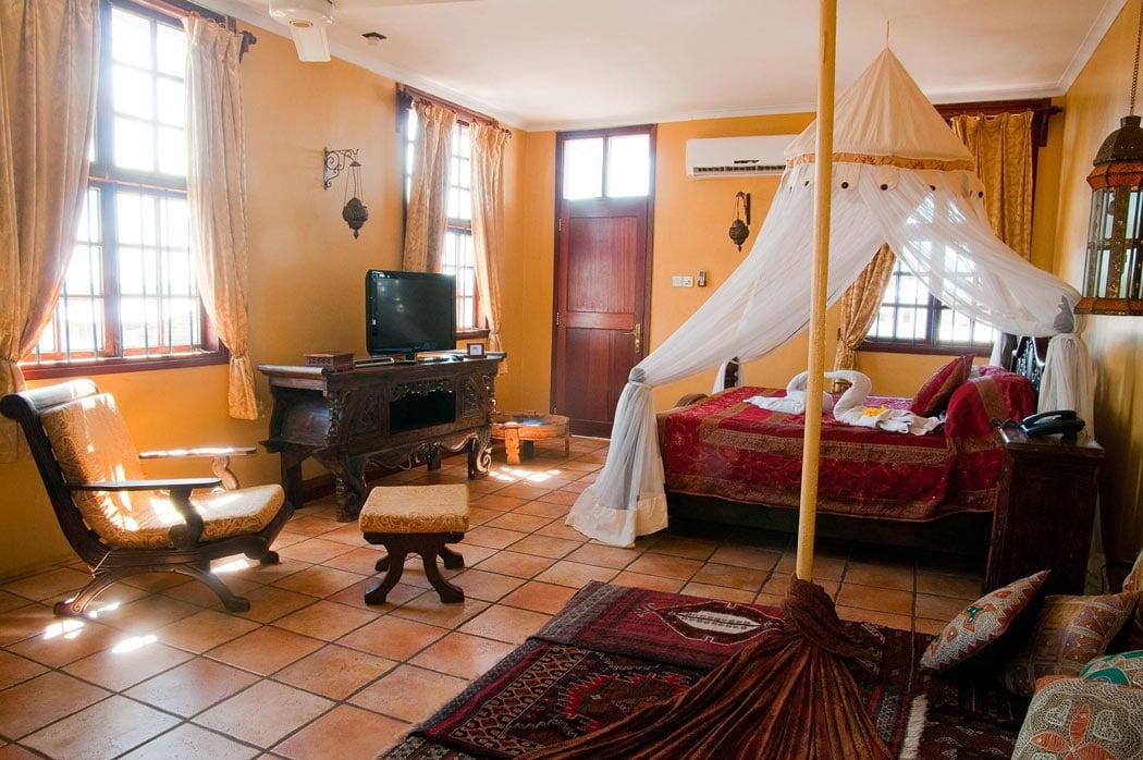 Zanzibar Palace Hotel, Stone Town