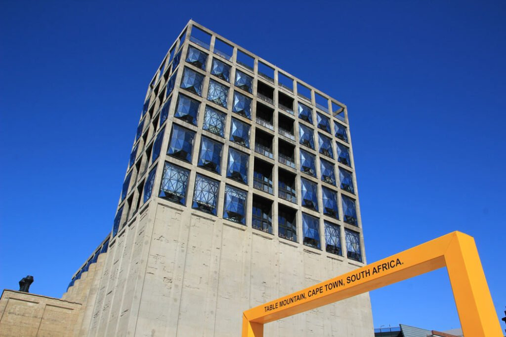 The Zeitz Museum of Contemporary Art Africa is one of the best places to visit in Cape Town for art lovers.