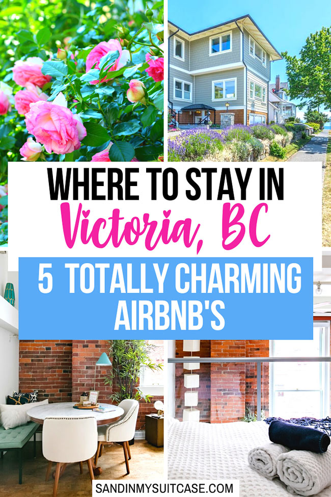 Best Airbnbs in Victoria, BC