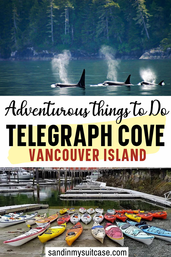 Adventurous Things to Do in Telegraph Cove, Vancouver Island