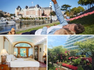 Best Luxury Hotels in Victoria BC