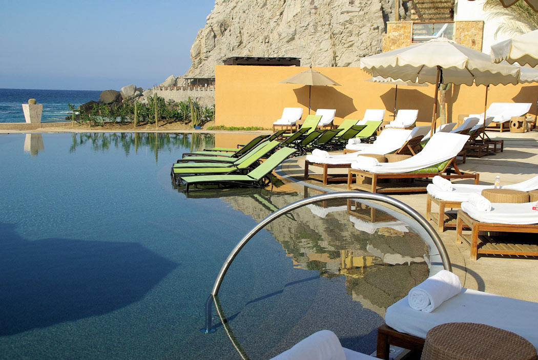 Luxury hotel in Mexico