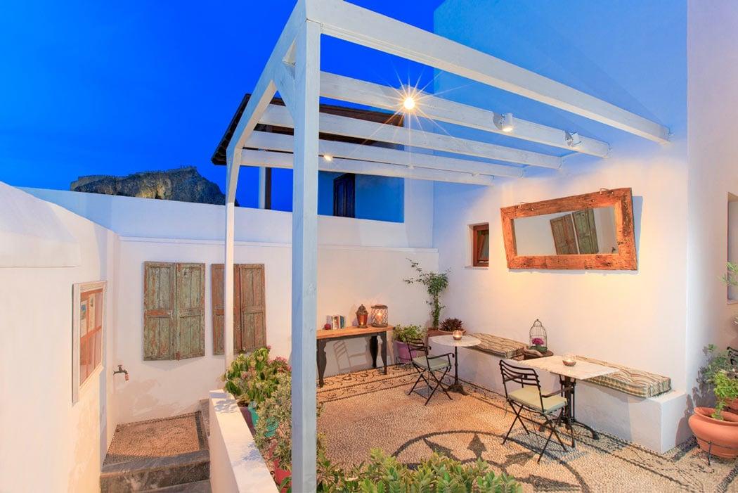 F Charm Hotel, Lindos, Rhodes