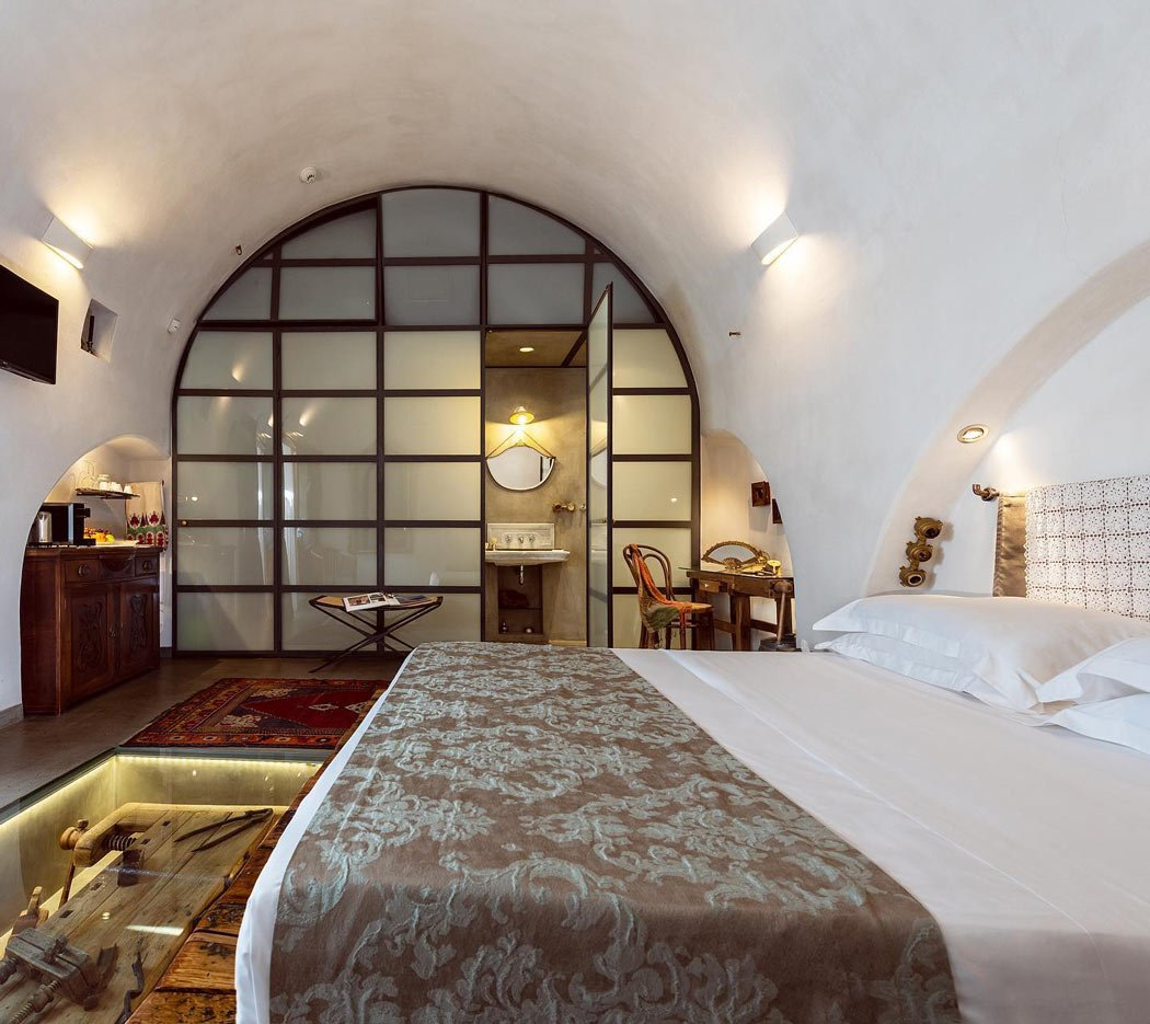 Kokkini Porta Rossa is rated the best hotel in Rhodes Old Town, Greece.