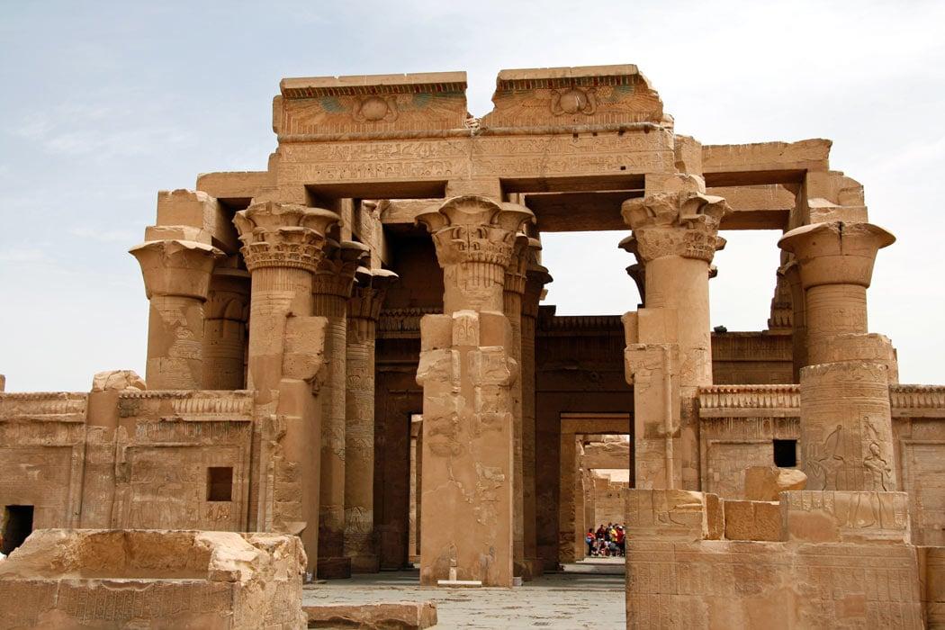 Temple of Komombo, Egypt