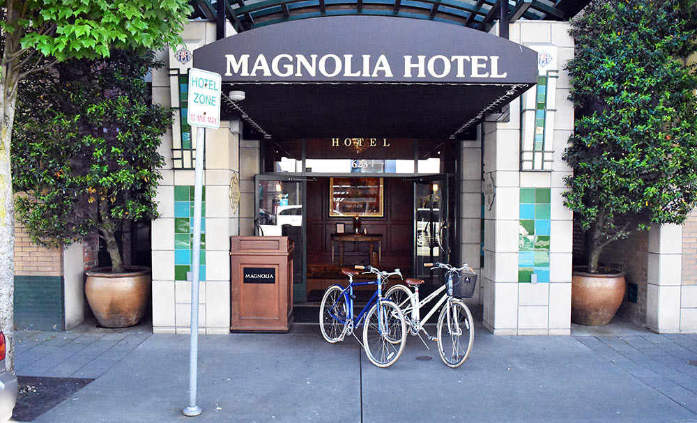 The Magnolia Hotel is one of the best boutique hotels in Victoria, BC