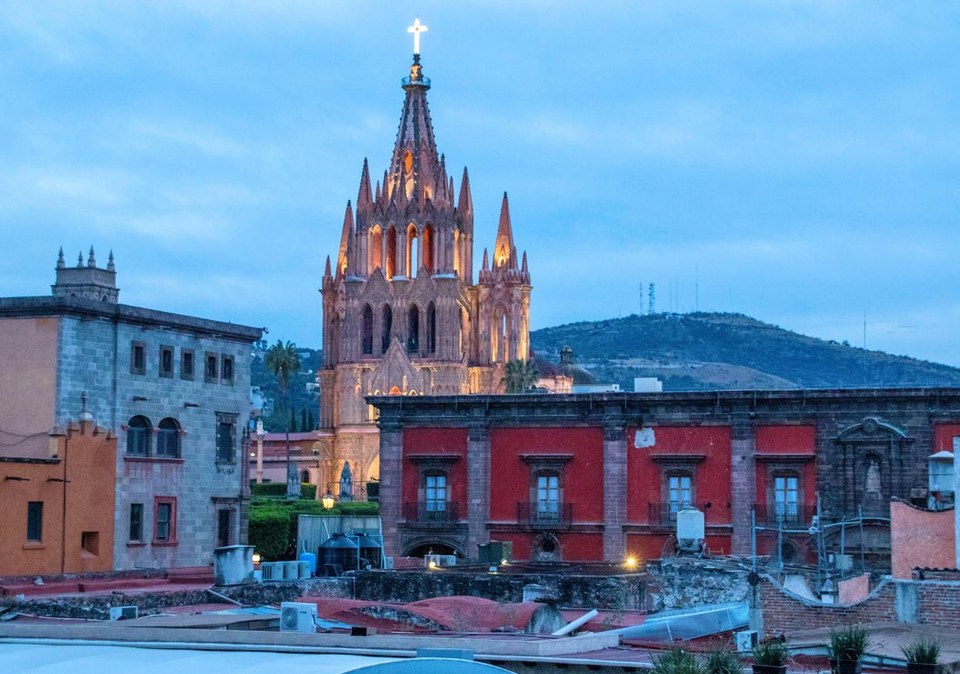 San Miguel de Allende is one of the best places to visit in Mexico