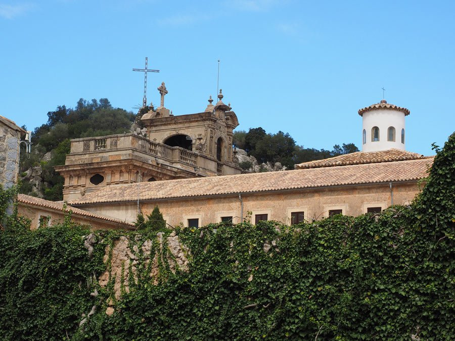 The Santuari de Lluc is Mallorca's most important holy site.