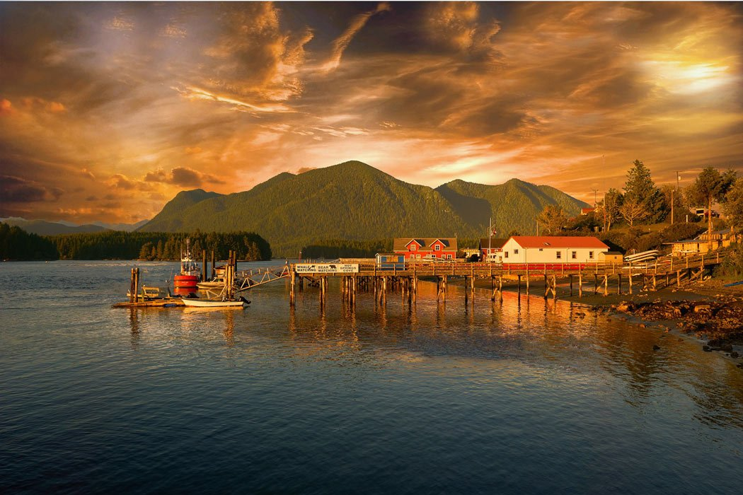 Tofino is one of the best places to visit in British Columbia