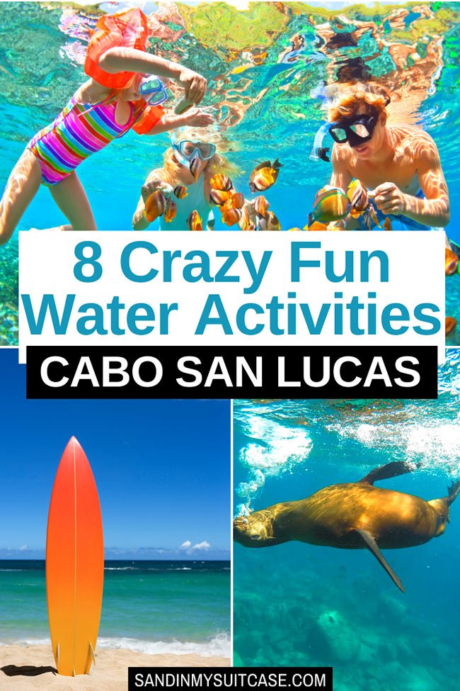 Best Cabo water sports