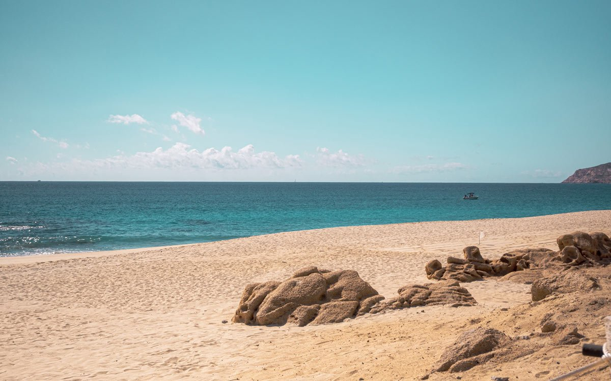 Beach at Cabo San Lucas