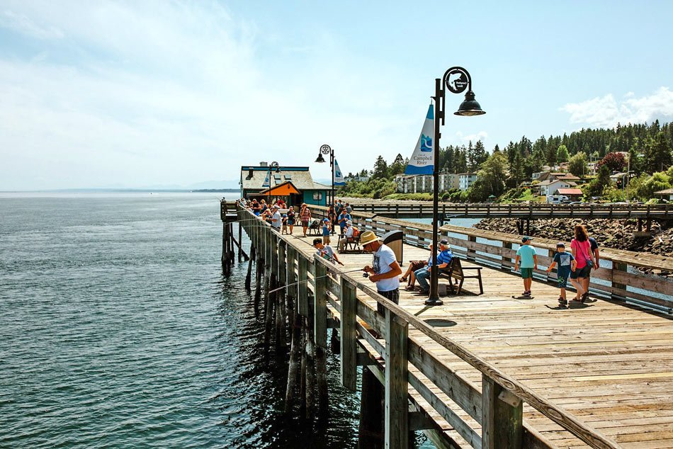 Campbell River Discovery Pier