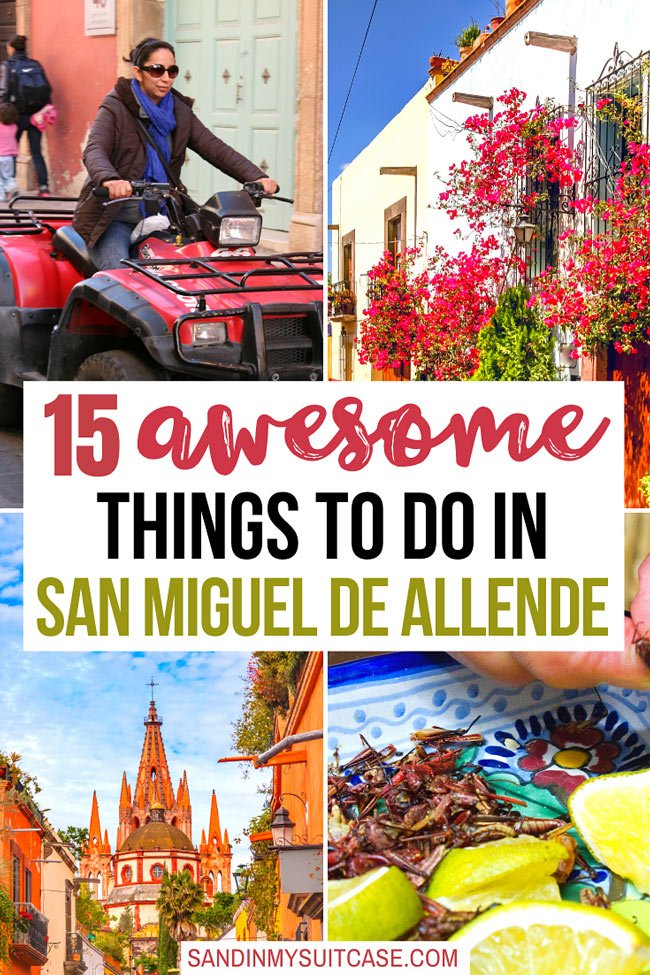 Best things to do in San Miguel de Allende, Mexico
