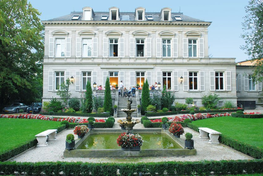 Hotel Belle Epoque is a beautiful Baden-Baden hotel