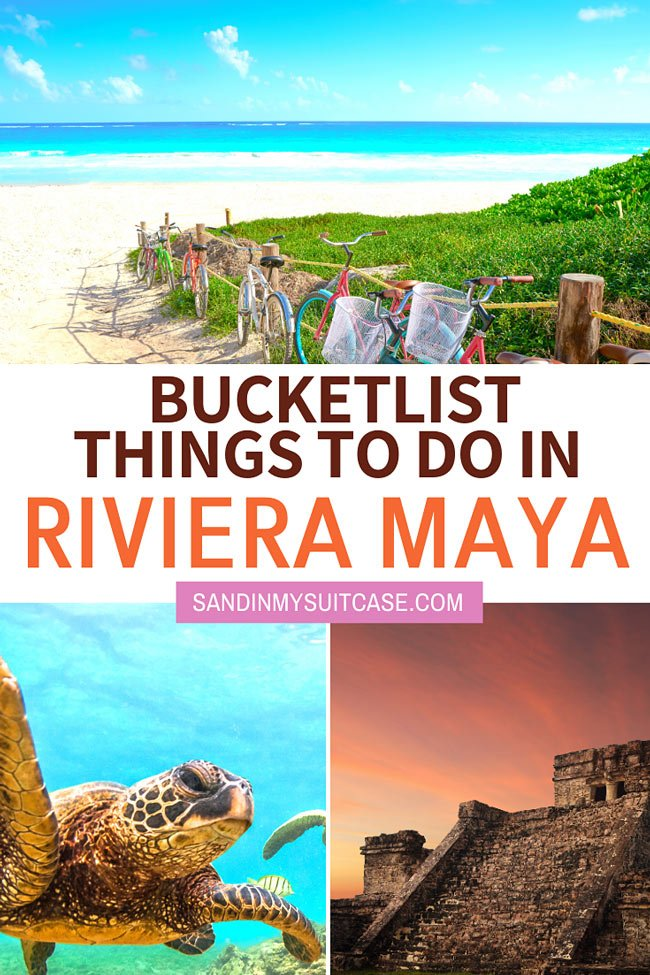 Things to do in Riviera Maya