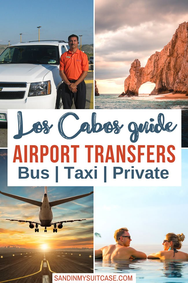 Best Cabo Airport Transfer Services