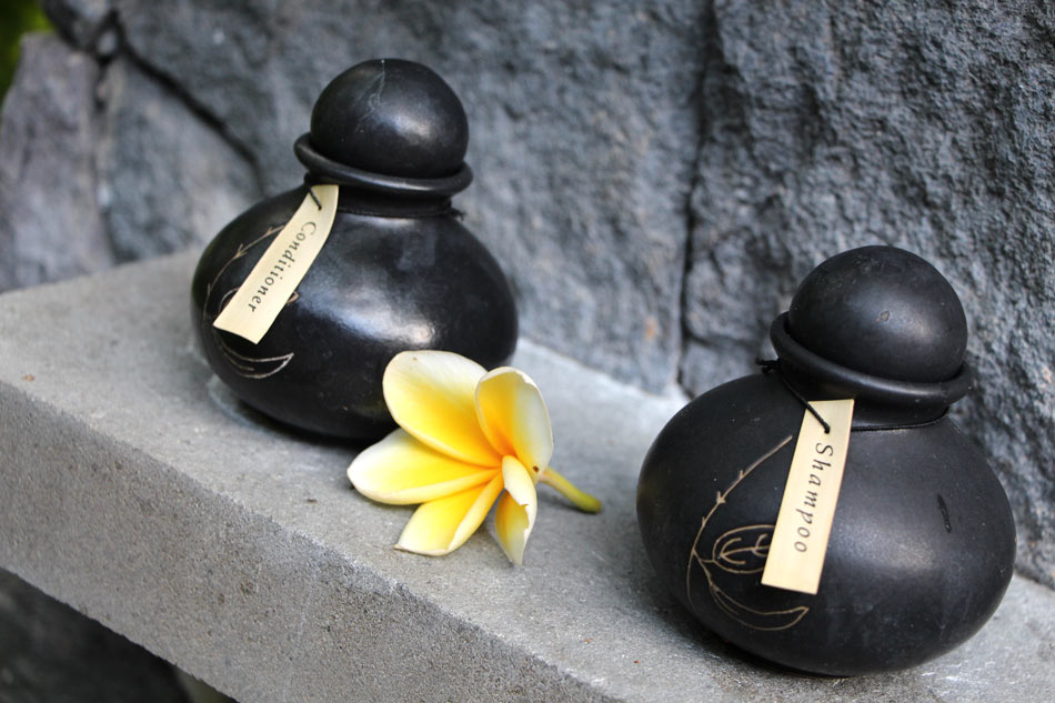 Kayumanis Ubud bath products