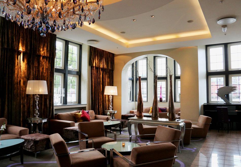 Hotel Havnekontoret lobby