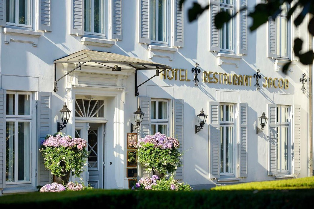 Quiet luxury at the Louis C. Jacob Hotel