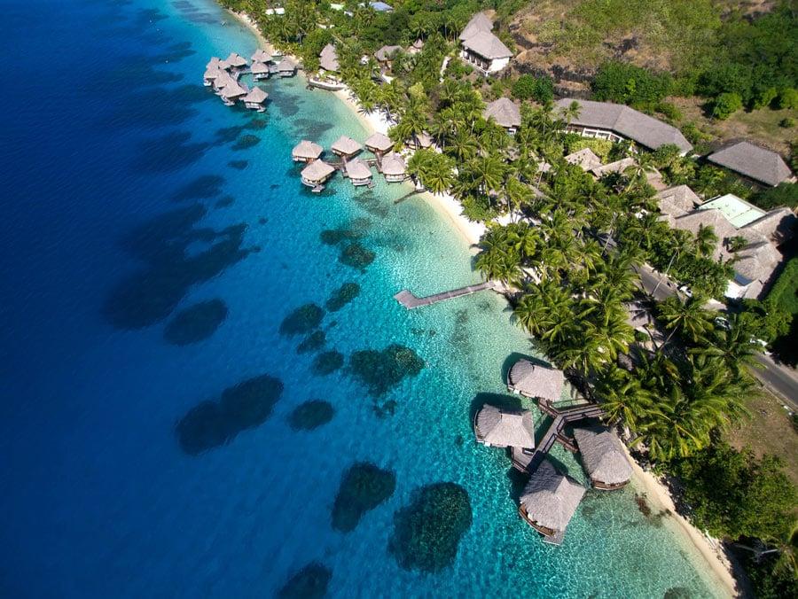 Matai Polynesia Bora Bora