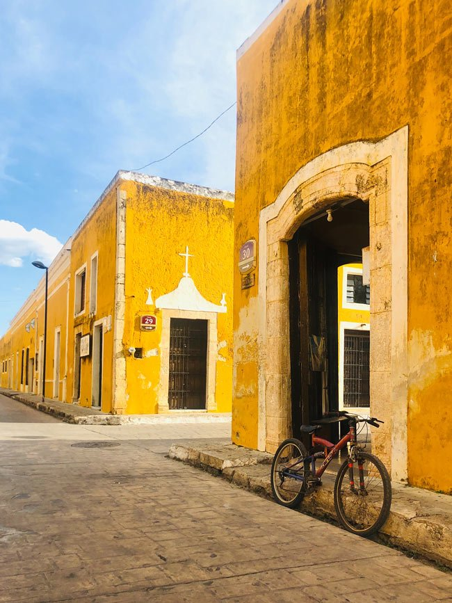 Izamal: The Yellow City in Mexico
