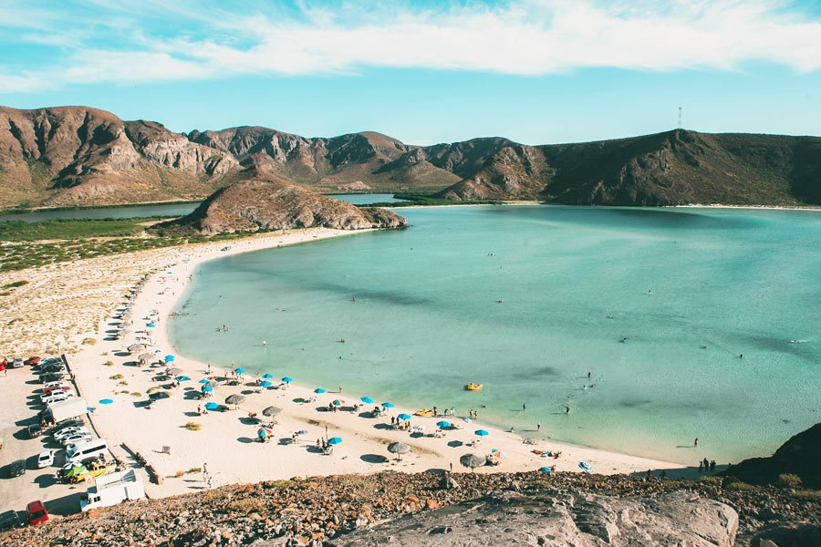 A day trip to La Paz and Balandra Beach is a fun thing to do on your Cabo vacation