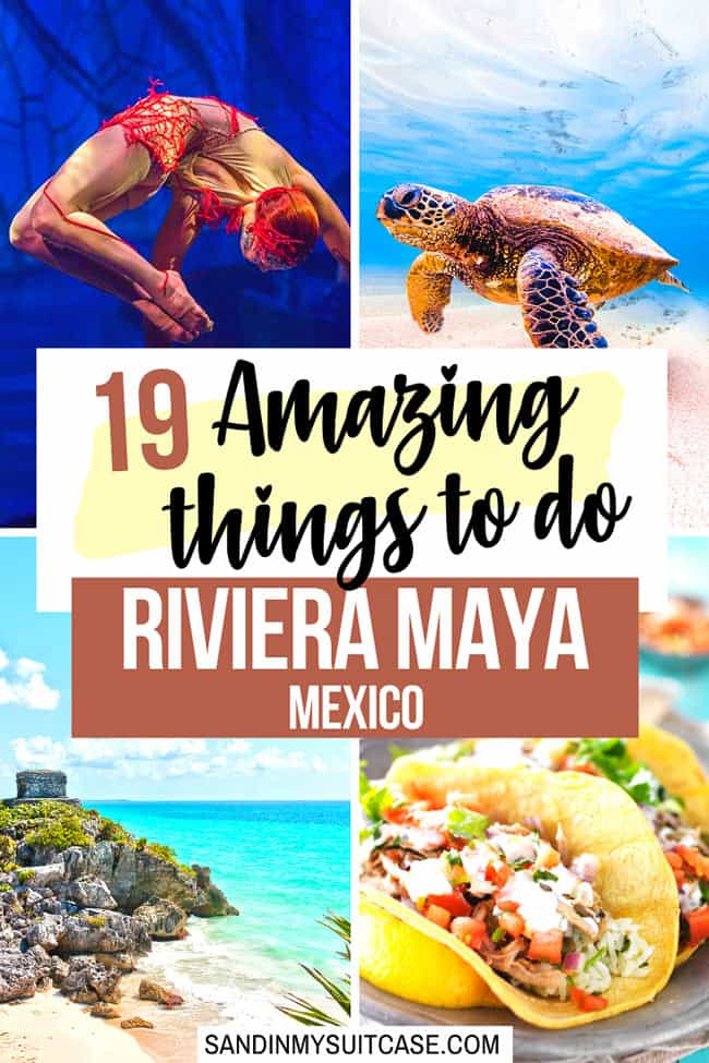 Best things to do in Mayan Riviera
