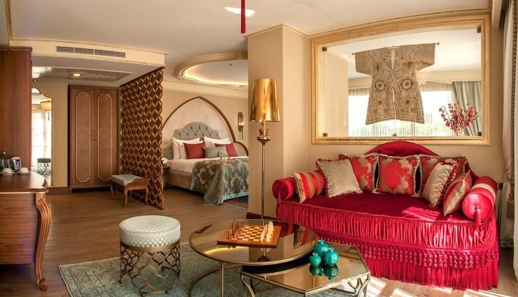 The Romance Istanbul Hotel is one of the most romantic hotels in Istanbul!