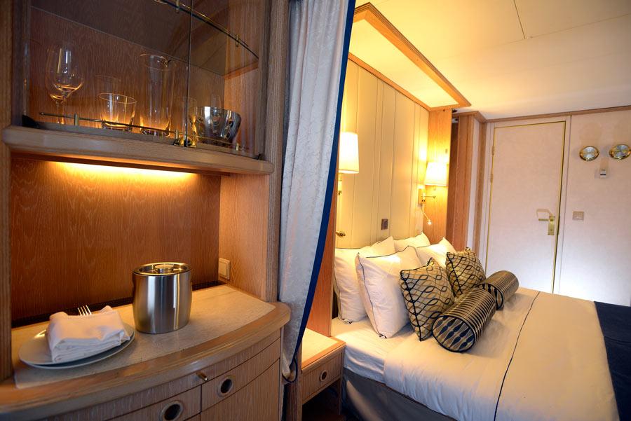 Windstar Cruises Star Pride suite