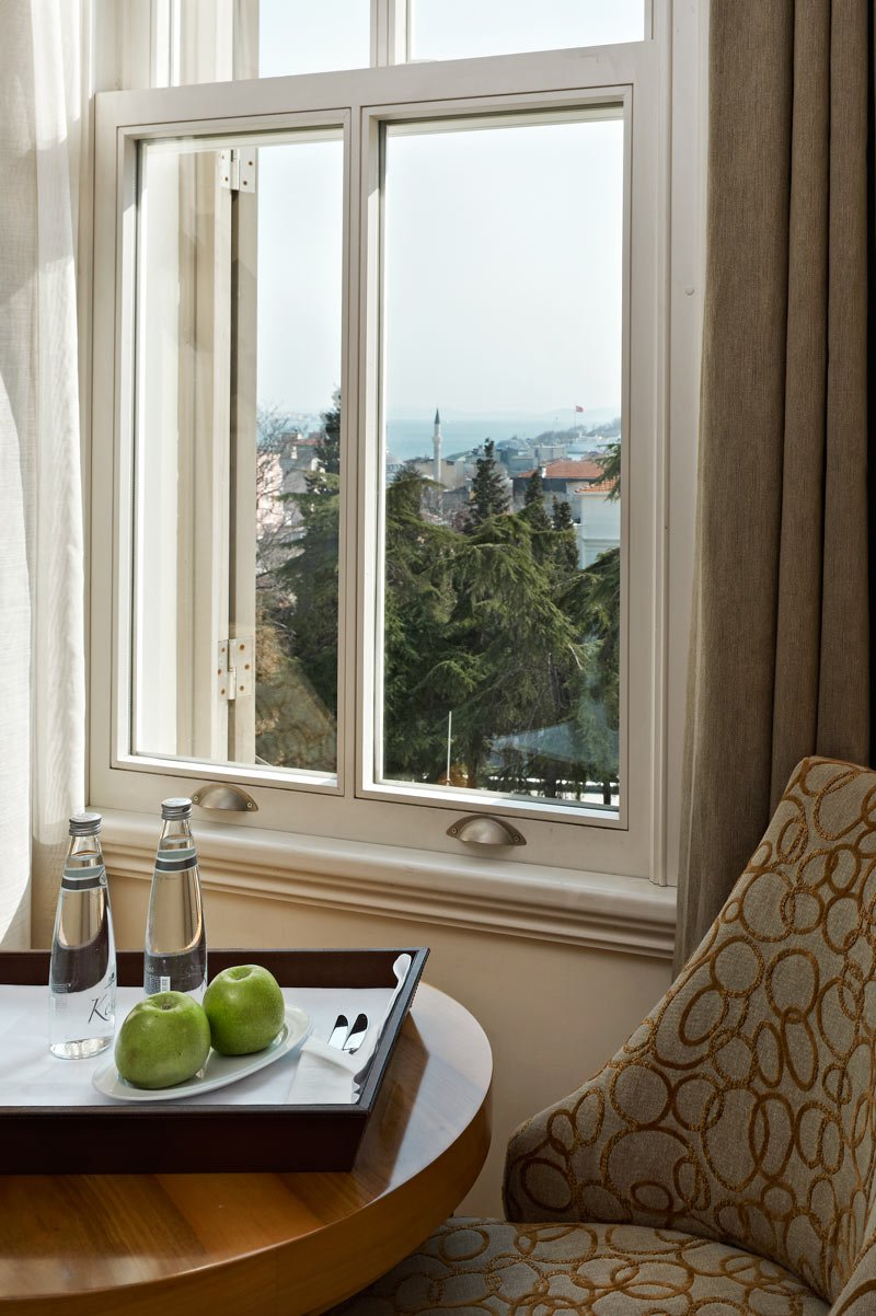 What was an 1850s convent is now the very modern Tomtom Suites in Istanbul