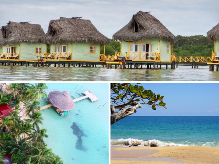 Where to stay in Bocas del Toro