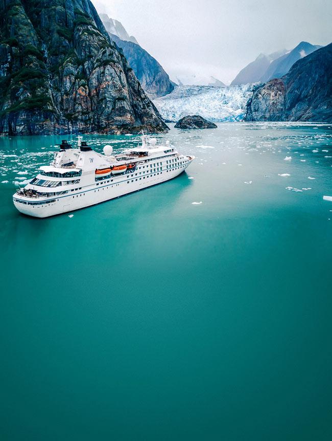 Windstar Cruises in Alaska