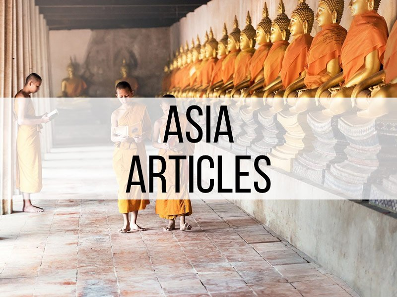 Asia Travel Articles