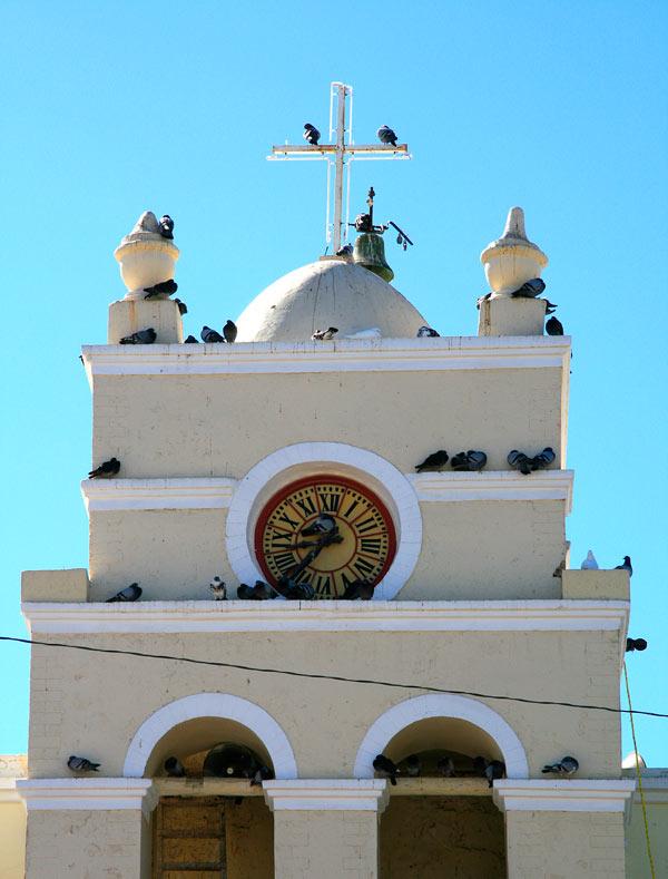 Todos Santos church