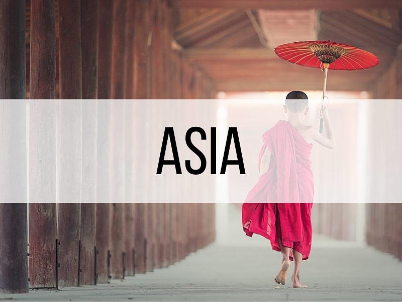 Destination Asia