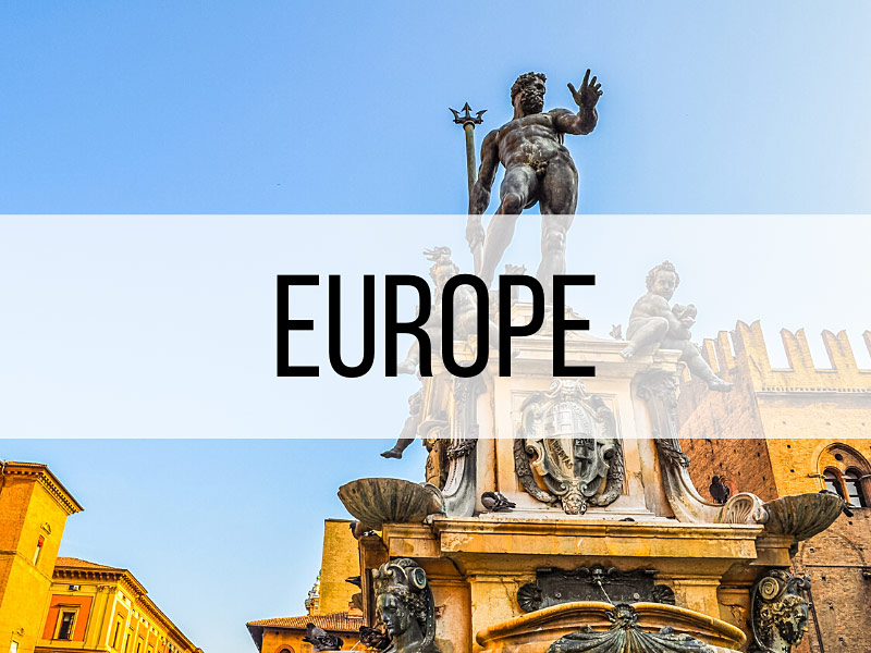 Europe Destination