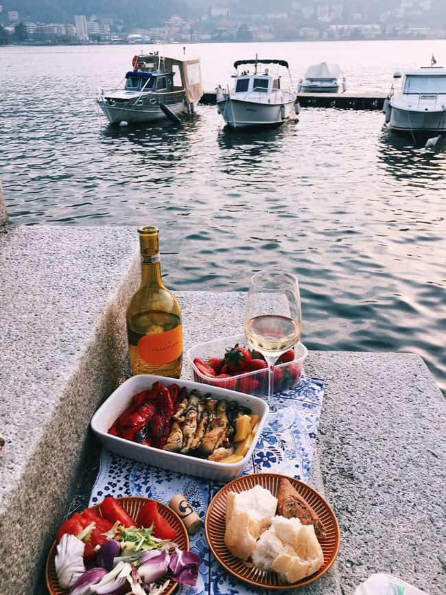 Food and wine in Italy