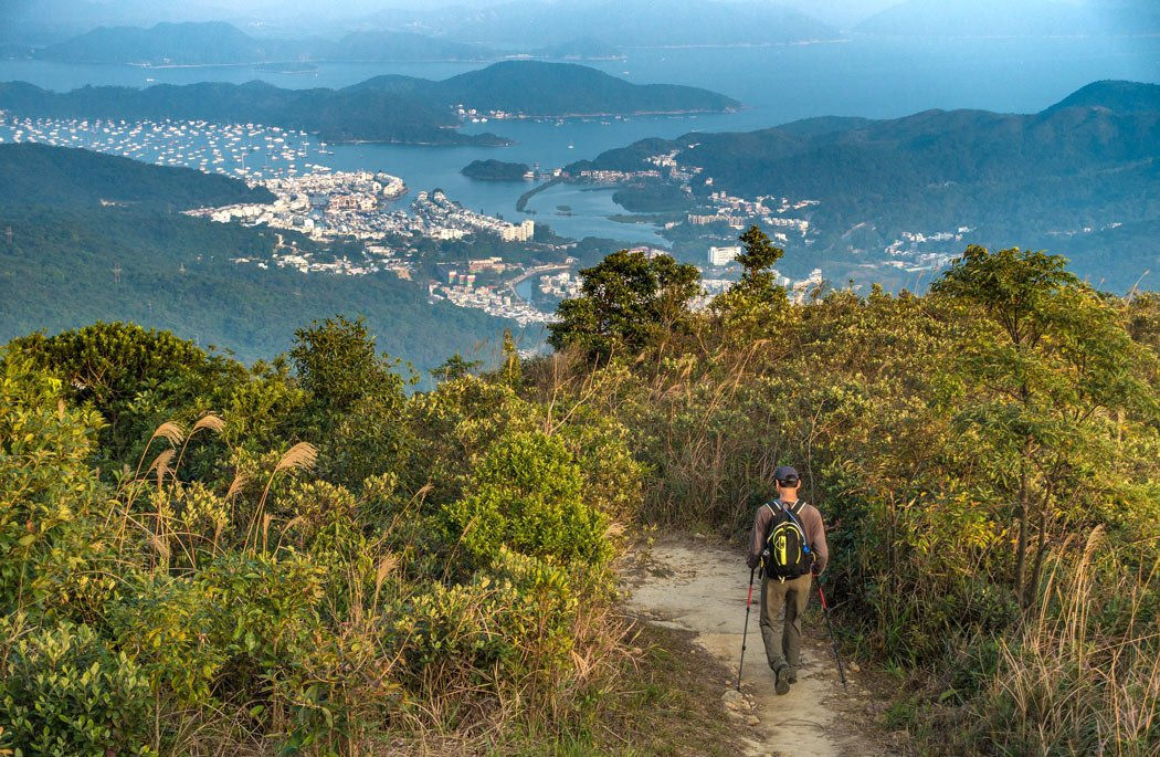 It may come as a surprise, but there are many great Hong Kong hiking trails!
