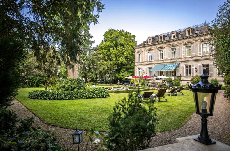 Hotel Belle-Epoque is a lovely luxury hotel in Baden-Baden