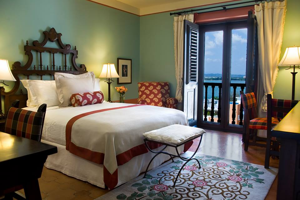 Hotel El Convento guest room