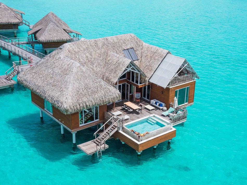 InterContinental Bora Bora Resort Brando Suite
