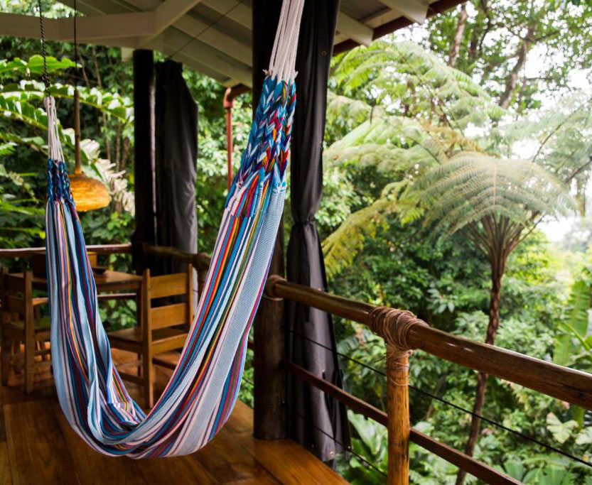 La Loma gets great reviews as one of the best lodges in Bocas del Toro